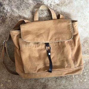 Handbags - Handmade Canvas Backpack